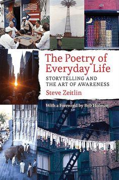 RT @CornellPress: Steve Zeitlins The Poetry of Everyday Life wins honorable mention for the the American Folklore Society's Chicago https://t.co/jVsfKjjuxB