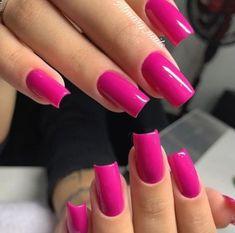 Nail Salon Equipment, Pink Acrylic Nails, Nail Treatment, Hot Nails, Accent Nails, Nail Art Galleries, Animal Tattoos, Spring Nails, Summer Nails