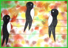 www.pripravy.estranky.cz - Fotoalbum - 02 NÁMĚTY DO VV - Náměty do VV a PV č.2 Diy And Crafts, Crafts For Kids, Arts And Crafts, School Art Projects, Art School, 3rd Grade Art, Autumn Crafts, Art Plastique, Teaching Art