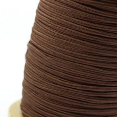 Sznurek sutasz USA rayon 2,5mm breaver brown [1metr] / USA rayon / Sutasz USA metraż / SZNURKI SUTASZ - Royal-Stone.pl Panama Hat, Usa, Brown, Fashion, Moda, Fashion Styles, Brown Colors, Fasion, U.s. States
