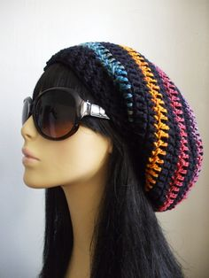 YEEAH MAN Totally Cool Crochet Rasta Style Men by everything2for32, $16.00