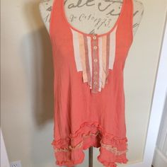*Flash Sale!! *Free People Top Perfect for summer! Free People Tops