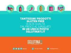 Vivi con noi la scoperta di Sglutinati - Seguici #sglutinati #glutenfree #senzaglutine #noglutine #celiachia #celiaco