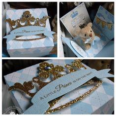 Invitation from Leyla Milani-Khoshbin's Royal Baby Shower!