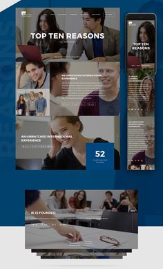 Showcase and discover creative work on the world's leading online platform for creative industries. Mobile Responsive, Creative Industries, Business School, Web Design Inspiration, User Interface, Web Development, Signage, University, Behance