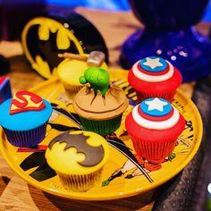 Cupcakes lindos e deliciosos @doutorasdafesta