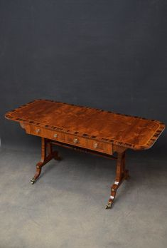 Antique Tea, Sofa and Sutherland Tables