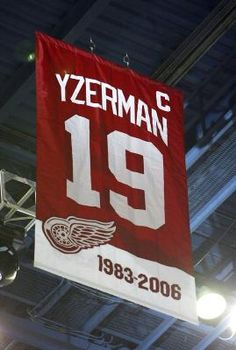 Who beats Yzerman? Did your favorite jersey number make it to my Top 5? Most Famous Jersey Numbers in Sports | Top5.com