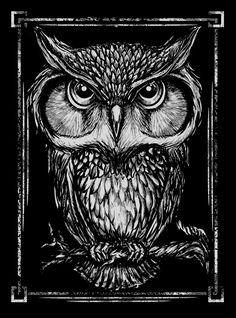 Owl T-shirt Artwork Cute Owls Wallpaper, Owl T Shirt, Owl Ornament, Flyer Design, Artwork, Shirt Designs, Illustration, Prints, Animals