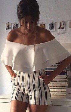White + Stripes                                                                             Source