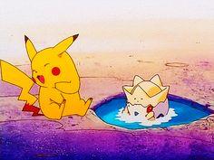Pokemon Gifs Gotta Pin'em All! Pokemon Gif, Pokemon Memes, Cool Pokemon, Pokemon Fusion, Pokemon Cards, Pet Anime, Ash And Misty, Original Pokemon, Pokemon Special