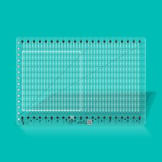 Want more time to sew?  Reduce your rotary cutting time by up to 75 percent with the Stripology ruler.  <br /><br />Cut full width fabric and fat quarters into the most popular pre-cuts on the market – 1-1/2 and  2-1/2 inch strips; 5 and 10 inch squares.  <br /><br />This ruler makes cutting a no-brainer!  Need to cut in 1/4 inch increments?  No problem – just follow the chart included in the instructions and use the 1/4 inch line on the ruler.  <br /><br />Use this tool to create all of…