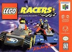 #Lego Racers cover.jpg Wikipedia, the free encyclopedia #nintendo #nintendo64 #games #retro #synergeticideas #fun #action #sport #rpg #adventure #gaming joy #history #platform #competition #collection #power #64bit #relive #relaxation #power #gamer #gaming #ultra #powerplay #gameon #news
