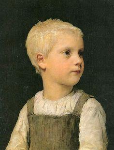 Bildnis eines Knaben (Portrait Of A Boy)