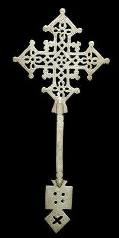 Ethiopian Hand Cross 133