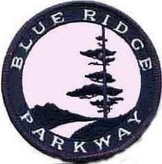 Memorialize your adventures on the Blue Ridge Parkway with the Blue Ridge Parkway Patch.