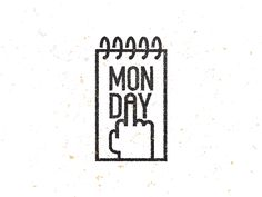 trendgraphy:  Monday by Mike Bruner
