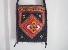 Ethnic Indian bag shoulder crossbody bag by elephantsofindia