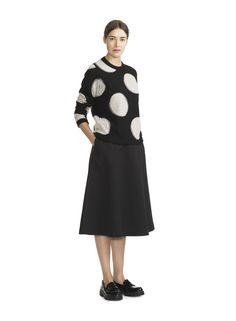 pull tricoté NUOSKA - vêtements MARIMEKKO - automne 2015