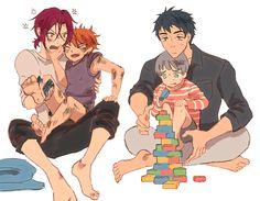 Samezuka family 2