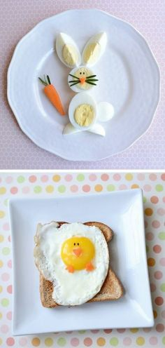 Fun Easter Food Ideas for Children Creative Easter recipes for your .Fun Easter Food Ideas for Children Creative Easter recipes for your children for breakfast, brunch, lunch or a healthy snack. Plus, sweet treats and Easter Recipes, Baby Food Recipes, Holiday Recipes, Easter Ideas, Holiday Desserts, Holiday Treats, Egg Recipes For Kids, Halloween Treats, Snacks Recipes