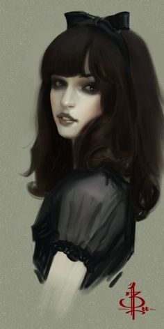 Portrait Illustrations by Bryan Lee