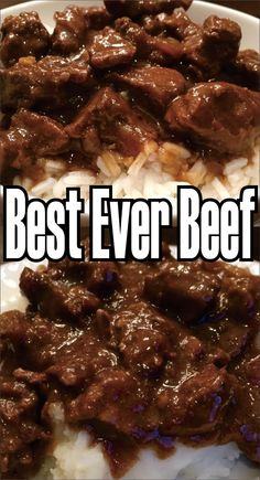BEST EVER BEEF Today's tried and actual is a direction that's been a stemma competition for over a period - Best-Ever Kine Tips! Young meat fried in a. Beef Tip Recipes, Turkey Meat Recipes, Slow Cooker Meat Recipes, Smoked Meat Recipes, Healthy Meat Recipes, Kraft Recipes, Crockpot Recipes, Recipe For Beef Tips, Recipes With Beef Stew Meat