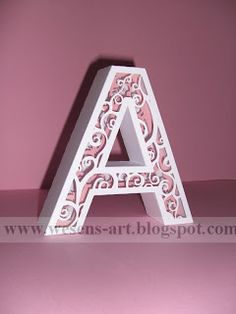 147 best 3d letters images on pinterest in 2018 silhouette cameo