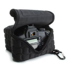 USA Gear Extremely Padded, Redesigned FlexARMOR X Digital SLR Sleeve Case for CANON EOS Rebel T4i, T3i , T3 & More DSLR Cameras **Includes Bonus Cleaning Brush** by Accessory Power. Save 43 Off!. $16.99. Advanced Rugged Design made to PROTECT your DSLR CameraFlexARMOR X - Built for Tough TerrainsThe new FlexARMOR X series features reinforced 6MM neoprene to provide even greater protection for your DSLR camera. That is 50% thicker than the previous case! The molded dense neoprene material…