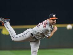 MLB: Astros blanquearon a Angelinos con joya de un hit de Verlander