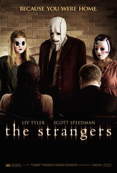The Strangers - Review: The Strangers (2008) is an American mystery thriller horror movie that was filmed in Timmonsville… #Movies #Movie
