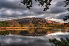 Enchanted Rock State Natural Area in Fredericksburg, TX - https://www.realtyaustin.com/state-parks.php