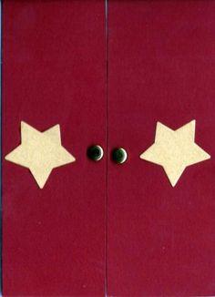 gatefold door card