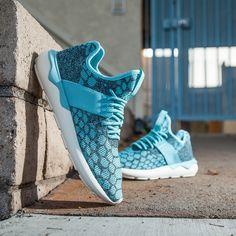 adidas Originals Tubular Runner Primeknit: Blue