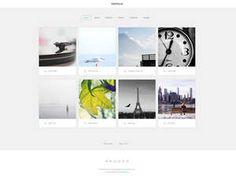 Portfolio - WordPress free theme for designers | GavickPro