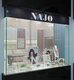 NAJO point of sale