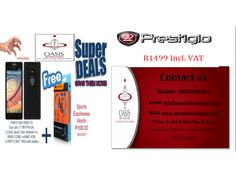 Limited Offer -while Stock Last on Prestigio Combo Deals from R1499.00 incl vat and delivery - Just Sell IT - Free Classifieds