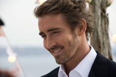 I think it's just great that Lee Pace is from Chickasha, Oklahoma.  He's just a regular old Okie!
