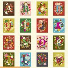 Alphabet Panel in Multi■ 素材 GOTS認証 オーガニックコットン 100%■ 販売単位 1パネル 生地幅約110cm×6...|ハンドメイド、手作り、手仕事品の通販・販売・購入ならCreema。