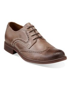 I LOVE these men's shoes!!!  They are an incredible deal too at Zulily.com  Regularly $100 for only $32.99