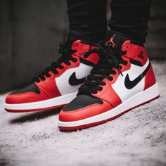 """Air Jordan 1 """"Rare Air"""" High (GS)    #solebox"""