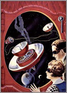 Frank R. Paul Illustrations