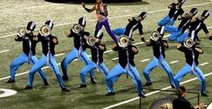 Crown's Hornline is Out of This World! @DCI #dci2014 #indianamarching #drumcorpsroadtrip @CarolinaCrown pic.twitter.com/qonSid0p26