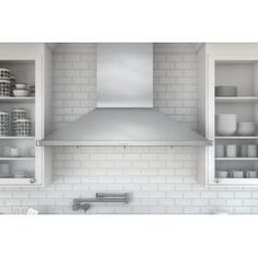 Buy the Zephyr Stainless Steel Direct. Shop for the Zephyr Stainless Steel 1200 CFM 48 Inch Wide Pro Wall Mount Range Hood with Baffle Filters and Touch Controls from the Essentials Europa Collection and save. Best Range Hoods, Range Hood Reviews, Kitchen Ventilation, Kitchen Exhaust, Wall Mount Range Hood, Siena, Cool Kitchens, Kitchen Remodel, New Homes