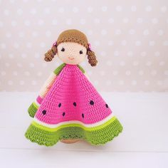 Lovey Doll Crochet P