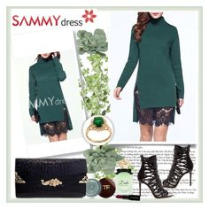 """""""Sammydress 33"""" by car69 ❤ liked on Polyvore featuring Tom Ford, Dolce&Gabbana, Smashbox and sammydress"""
