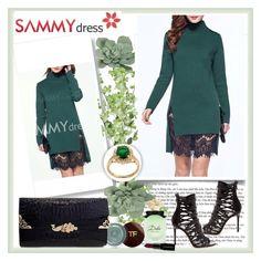 """Sammydress 33"" by car69 ❤ liked on Polyvore featuring mode, Tom Ford, Dolce&Gabbana, Smashbox et sammydress"