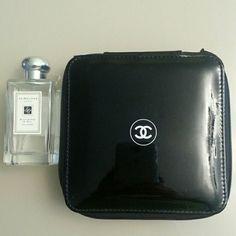 Chanel makeup bag cosmetic bag Designer Chanel makeupbag. Excellent condition. CHANEL Accessories