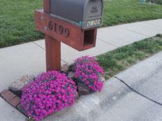 Dress the mailbox