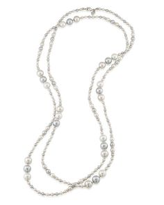 """Carolee The Rockettes Beaded Necklace, 60"""""""